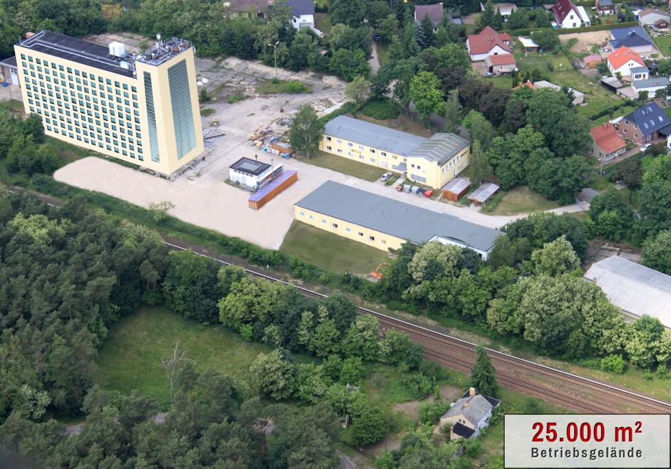 Pomieszczenia Aerial View
